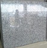 Pavé Rose de trottoir de Bala de granit de tuile de brame blanche de granit