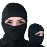 Maschera di protezione registrabile antivento dello scaldino della testa del fronte del collo del motociclo per il riciclaggio di corsa con gli sci