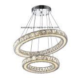 Kristallleuchter-hängendes Licht für Gaststätte