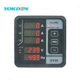 Gv56 Mebay Multímetro Digital de tres fases de medidor de tensión