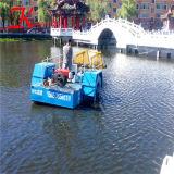 フルオート中国は最近Weedの切断の吸引の浚渫船を設計する
