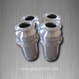 De hoge Convertor van de Filter van de Uitlaat van de Dieselmotor van de Stroom gas-Zuiverende