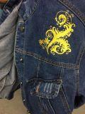 Holiaumaタオルまたは衣服のための但馬の1つのヘッドタイプ刺繍機械