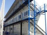 Camera prefabbricata della costruzione prefabbricata di disegno architettonico del pannello a sandwich di vendita calda
