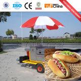 Mobile Hotdog-Karre des heißen Verkaufs-2018
