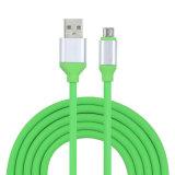 도매 iPhone를 위한 싼 다채로운 USB 데이터 케이블