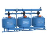 Le meilleur système d'irrigation par égouttement de filtre de gravier de 5 réservoirs