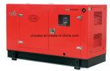 Motor de Ricardo abierto/precio diesel movible/silencioso del generador 25kw