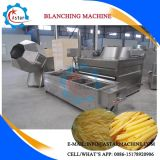 Machine de blanchiment végétale/refoulage et échaudage de la machine de convoyeur d'écran de machine