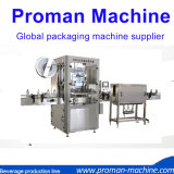 Machine à étiquettes de vitesse de PVC de rétrécissement automatique de chemise