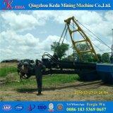 12 de Baggermachine van de Zuiging van de Hydraulische Snijder van de duim voor het Uitbaggeren, Desilting & het Vullen van het Zand