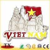 magnete del frigorifero del frigorifero di 3D Vietnam