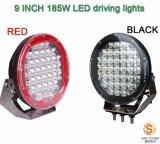 9inch 크리 사람 LED 모는 빛을 모는 도로 떨어져 높은 Intersity 185W