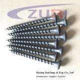 Linha de aço Tornillos 4.2*30 da multa do parafuso do Drywall de C1022 Hardend