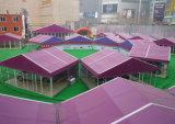 ألومنيوم بنية [ستورج ورهووس] خيمة مع جدار صلبة