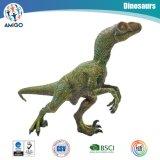 Stuk speelgoed van de Dinosaurus van het Leven van het Pretpark het Dierlijke voor Jonge geitjes