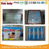 Constructeur remplaçable de couche-culotte de bébé de couche de bébé dans Quanzhou avec le service d'OEM
