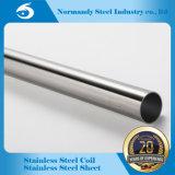 La norma ASTM 201 soldar tubos de acero inoxidable para la decoración