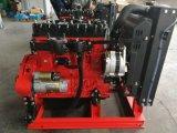 Generatore 20kw della pompa del motore