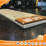 Новый дизайн Jbn фарфора полированной деревянной мозаики пола (JH6365D-15)