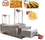 Batatas fritas Contínuo automático /Crisp fazendo a máquina para a linha de produção