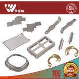 El OEM que estampaba el metal que trabajaba a máquina que estampaba la parte modificó para requisitos particulares