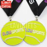 Medallón de metal personalizados de Antigüedades de Fútbol, Copa Mundial de Fútbol medallón