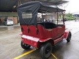 Автомобили сбор винограда красного цвета Бордо тавра Rariro уникально электрические