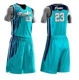 Basket-ball 2017 fait sur commande de sublimation de vêtements de sport de modèle d'OEM de Dreamfox Jersey