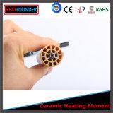 Elemento riscaldante dell'isolante della ceramica dell'allumina 95