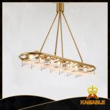 Europäische klassische Form-Dekoration-hängende Lampe (GD18207P-L900)