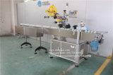 Яичка подноса и коробки фабрики машина для прикрепления этикеток сразу