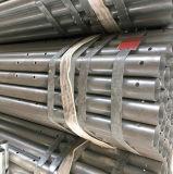 BS1387熱い浸された電流を通された鋼管