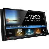 """Automóvel Android barato/Carplay construído na navegação de Bluetooth 6.95 """" GPS no vídeo do carro do receptor do traço CD/DVD/Dm"""