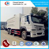 Camion del sigillatore dei residui di HOWO 6X4, veicoli di riparazione della strada da vendere