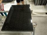 Черный Countertop гранита галактики для верхней части/ванной комнаты кухни
