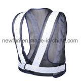 Безопасность куртки видимости сетки высокая одевает отражательную тельняшку