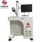 máquina de marcação a laser de fibra de joalharia Laser Lospeed com ferramentas de giratório de 360 graus