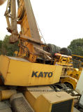 사용된 Kato Ss 500 Terrian 거친 기중기 50ton Terrian 거친 기중기