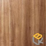 Document van de Korrel van de teak het Houten Decoratieve Melamine Doordrongen voor Vernisje, Keuken, Vloer, Deur en Meubilair van Chinese Fabrikant