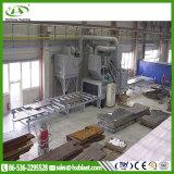 Concasseur à haute efficacité accessoires de machine de nettoyage de surface/ plaque en acier grenaillage Machine
