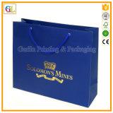 Изготовленный на заказ сумки и бумажная хозяйственная сумка печатание