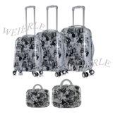 Venta caliente moda gris Big-Capability equipaje PC