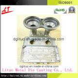 Befestigungsteil-Aluminiumlegierung Druckguss-Teile für Maschinerie