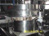 peneira vibratória redonda peneiração Máquina para PE grânulos separando