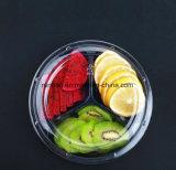 열 형성 물집 명확한 플라스틱 음식 저장 그릇