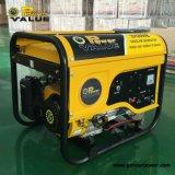 Zh2800 Motor 6.5HP Genset 2.5kVA 2kw AVR Générateur Gx200 Pieces Generator