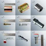 Fertigung-gute Qualität Grad-Krümmer-Kohlenstoffstahl-hydraulische Schlauchleitung-Befestigungen 45 Grad-Elbow/90 (HA017)
