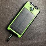 La mejor calidad Banco de la Energía Solar 20000mAh con la antorcha