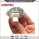 Clip de Elligator de los electrodos de ECG para el Cable-Contec del plátano EKG